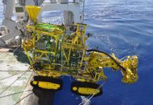 hydrothermal deposit