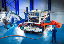 underwater mining
